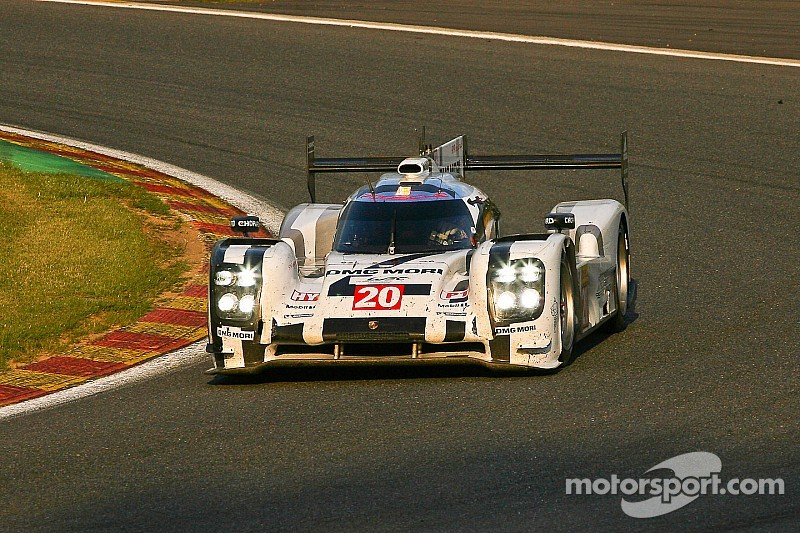 Porsche 919 Hybrid concludes successful summer testing
