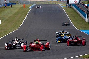 Formula E set to take on F1