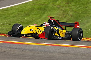 Formula 3.5 Race report Nato wins, Merhi closes in on Sainz