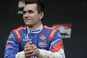 IndyCar Breaking news Aleshin released from Methodist Hospital