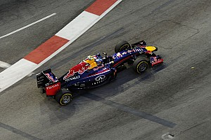 Nothing new for Red Bull on Friday practice in Singapore