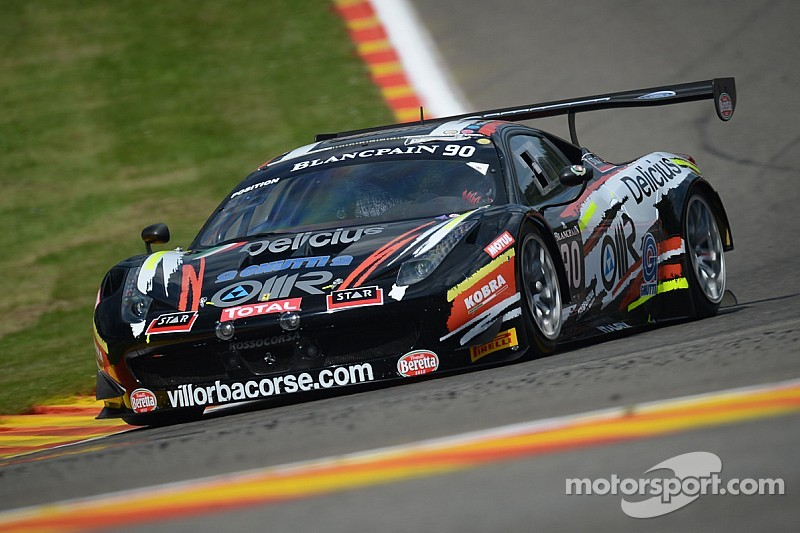 Villorba Corse is Pro-Am Cup champion at the Nurburgring 1000