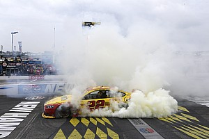 NASCAR Sprint Cup Breaking news Team Penske extends agreement with Joey Logano