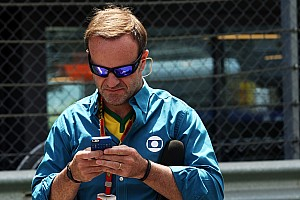 Barrichello wanted Mercedes reserve role in Singapore