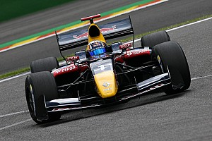 Formula 3.5 Race report Sainz wins ahead of two Frenchmen at Castellet