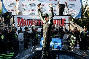 NASCAR XFINITY Race report The 'Kyle Busch Show' comes to Dover