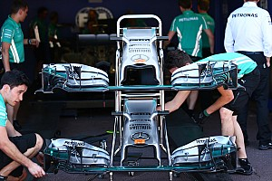 2015 nose rules benefit Mercedes, Ferrari