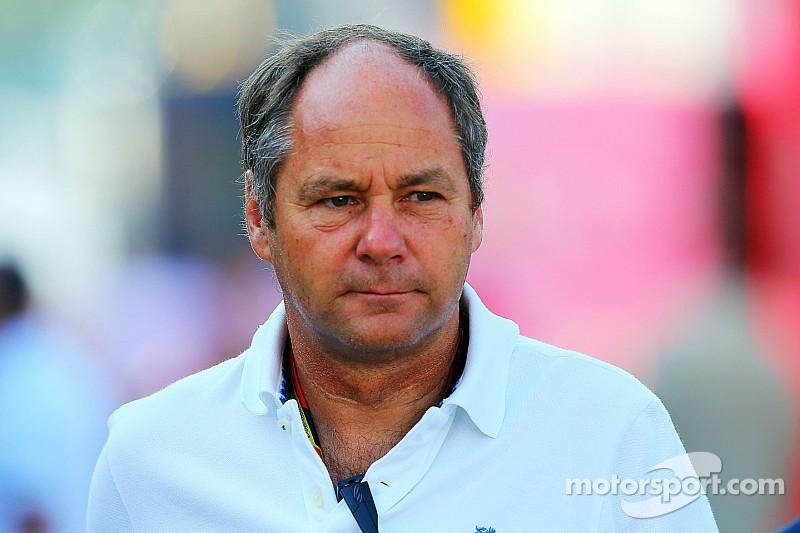 McLaren says Berger reports 'nonsense'