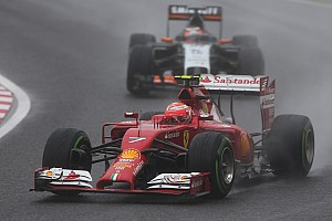 Ferrari:  A sad Sunday in Suzuka