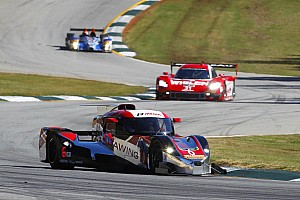 Best finish of the season for Meyrick and DeltaWing at Petit Le Mans