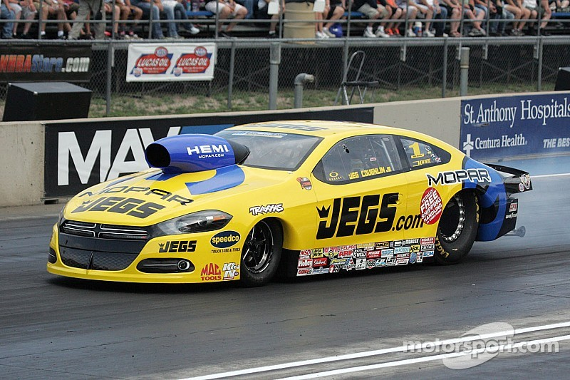 Coughlin concedes, won't repeat as Pro Stock champ