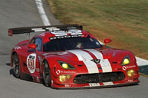 Chrysler wins TUDOR Championship, promptly axes SRT Viper racing program