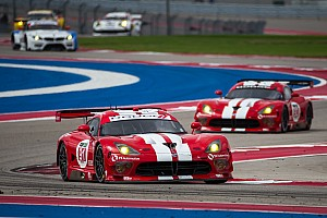 TUSC Commentary We could see the writing on the wall: SRT Viper factory effort pulls out of TUSC