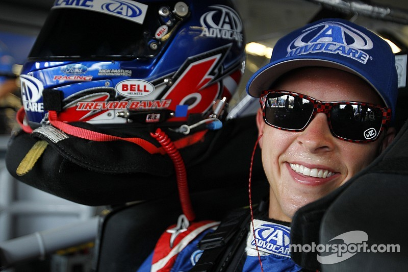 Trevor Bayne to make first Cup start with Roush-Fenway this weekend