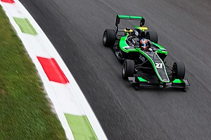 GP3 Practice report Stanaway sets the pace in Sochi Free Practice