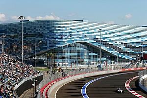 F1 security unprecedented for Putin visit