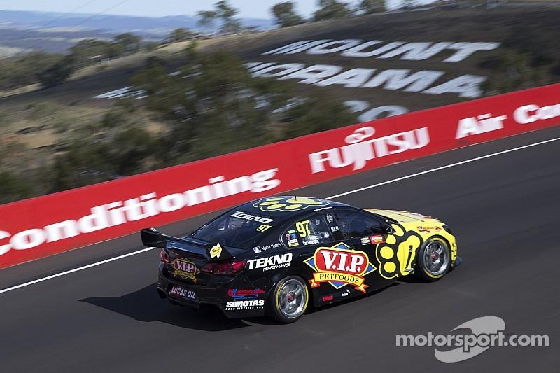 Van Gisbergen exits Bathurst 1000 ten laps shy of victory