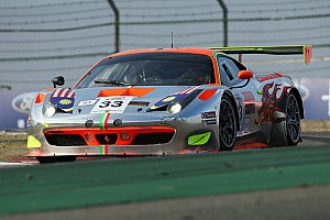 GT Race report The 2014 GT Asia Series crown will be decided in Macau