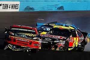 Can NASCAR have it both ways?