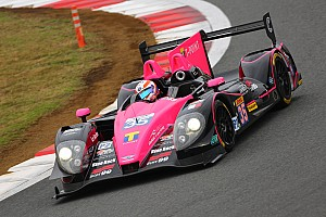 Brundle battles to LMP2 podium on WEC return