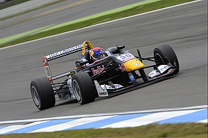F3 Europe Race report Verstappen dominates Race 1 at Hockenheim, Prema claim team championship