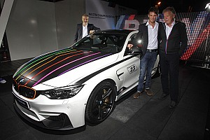 DTM Breaking news BMW M GmbH launches BMW M4 DTM Champion Edition