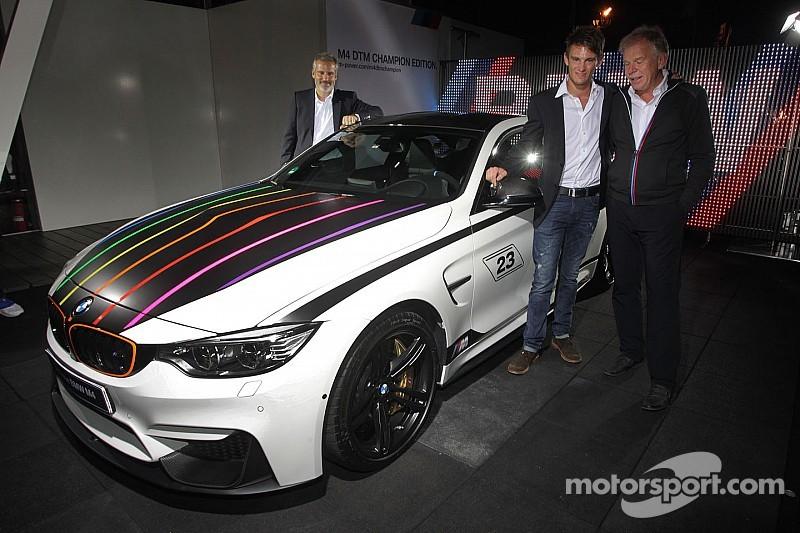 BMW M GmbH launches BMW M4 DTM Champion Edition