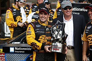 NASCAR XFINITY Breaking news Gaughan's NASCAR campaign continues with Richard Childress Racing