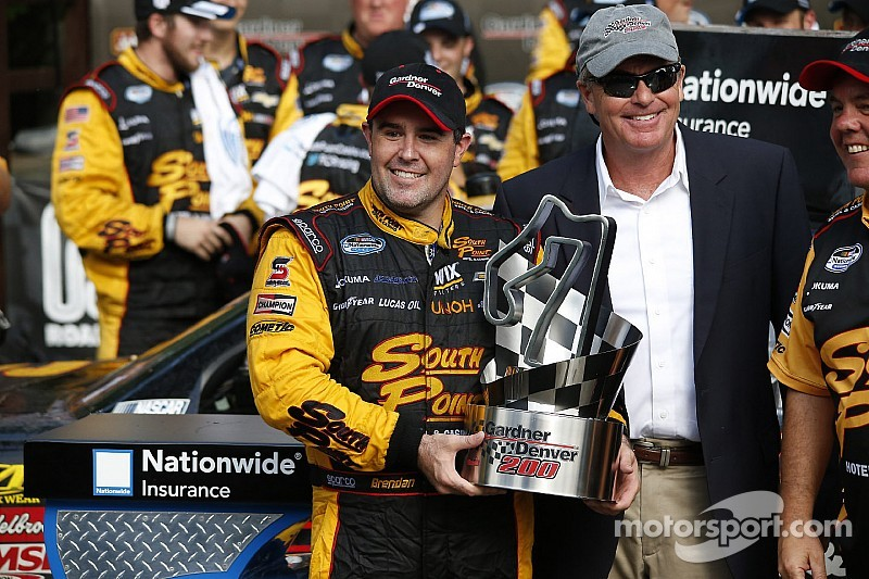 Gaughan's NASCAR campaign continues with Richard Childress Racing