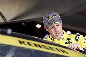 Kenseth a man of few words