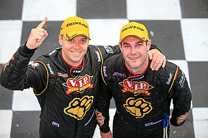 Van Gisbergen wins Race 1 at Surfers Paradise from pole position