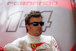 Alonso future unclear amid Audi, Lotus rumours