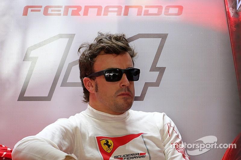 Alonso future unclear amid Audi, Lotus rumours
