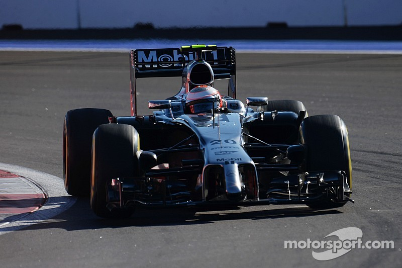 McLaren ready for the hugely popular United States GP