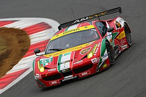 "WEC Preview The AF Corse Ferrari 458's Italia defend the leadership in the ""Shanghai 6 Hours"""