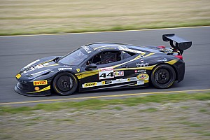 Jeff Segal prepares for Circuit of the Americas with Boardwalk Ferrari