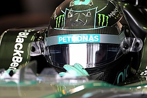 Rosberg quickest in opening practice at Interlagos