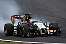 Hulkenberg set the twelfth fastest time of the qualifying for the Brazilian GP
