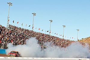 NASCAR's Eliminator Round lives up to all expectations