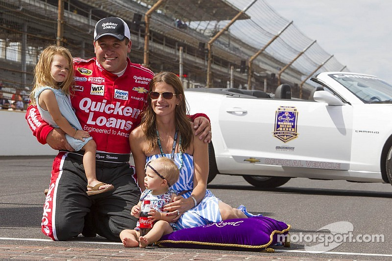For Ryan Newman, there's no looking back