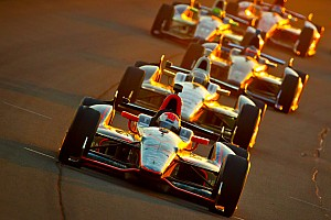 IndyCar Breaking news Teams place deposit for aero kits