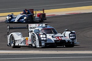 WEC Qualifying report Porsche take pole in floodlit Bahrain