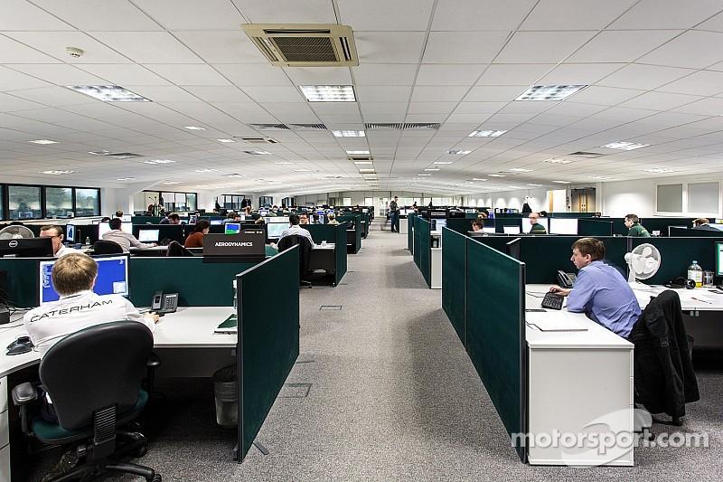 Caterham staff made redundant following crowdfunding success