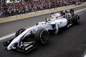 Williams ahead of heat, dust and double points on the Abu Dhabi GP
