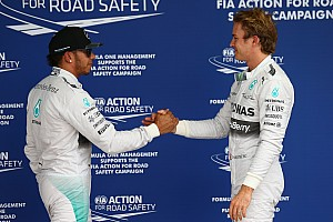 Does Rosberg have a chance? The stats say ... Maybe
