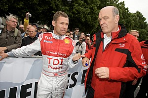 Audi, ACO comment on Kristensen retirement