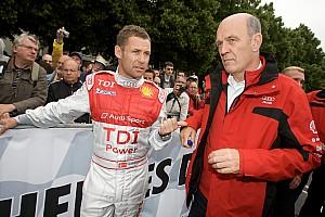 Le Mans Breaking news Audi, ACO comment on Kristensen retirement