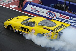 NHRA Preview Troy Coughlin hopes for a hat trick in Las Vegas