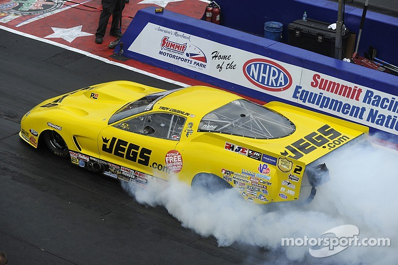 Troy Coughlin hopes for a hat trick in Las Vegas