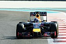 Vettel is faster than Ricciardo on Friday practice for the Abu Dhabi GP